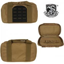 Housse Molle Laser 35cm Tan S&T pour Pistolets