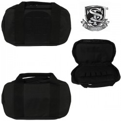 Housse Molle Laser 35cm Noire S&T pour Pistolets