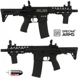 Réplique Specna Arms SA-E12 Edge PDW Noir Full Métal