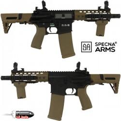 Réplique Specna Arms SA-E12 Edge PDW Bicolore Full Métal